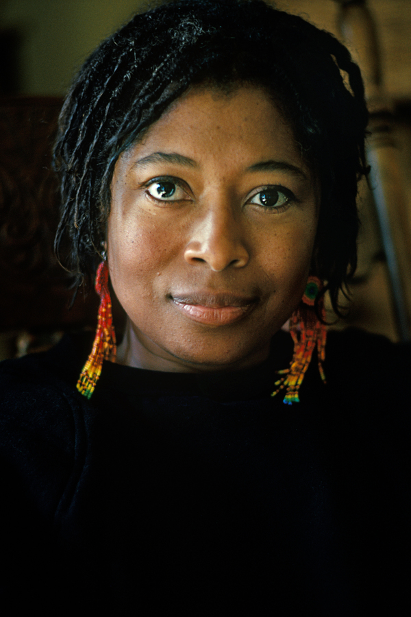 Alice Walker at home San Francisco