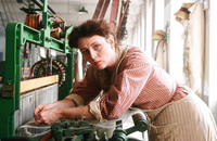 Unfinished film about the textile industry