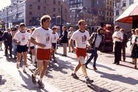 Ted Kennedy Jr in Run Jeff Run Jeff Keith039s run across America Boston MA
