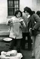 Street vendors Wuxi China