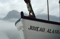 Rowboat Juneau Alaska