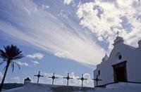 Church Ischia Town Ischia Italy