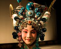 Child opera star Shanghai China